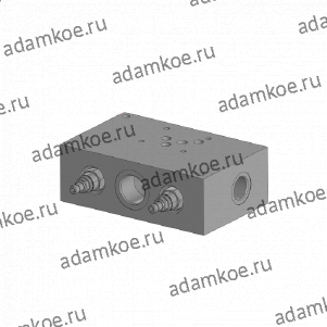 Клапан предохранительный гидравлический регулируемый B903-02V-G01