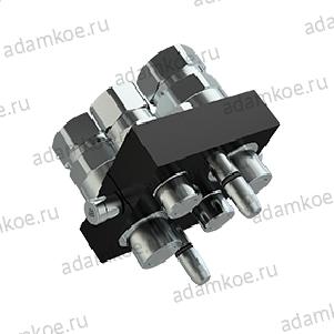 Мультиконнектор MultiFaster P510-03