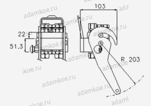 MultiFaster P5065-чертеж1